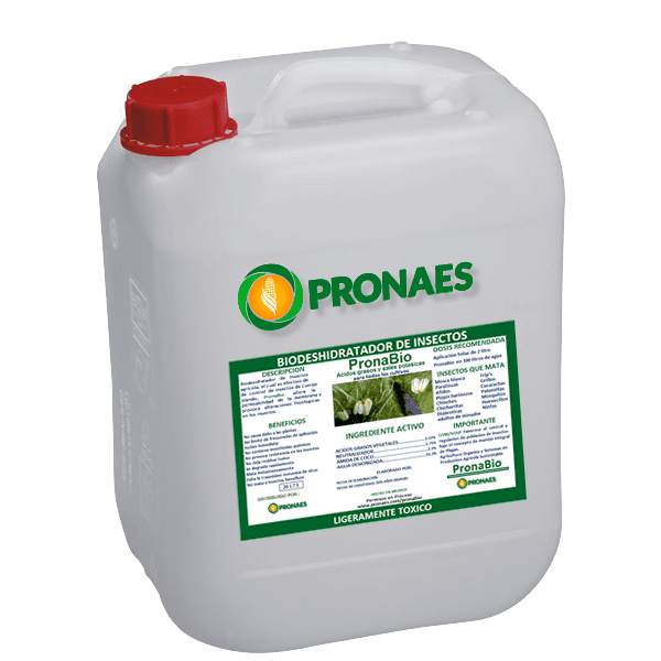 Pronabio Jabón biodegradable PRONAES
